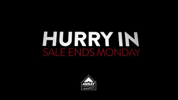 Ashley Furniture Homestore Early Back Friday Sales Event TV Spot - Thumbnail 5