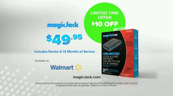 magicJack Go TV Spot, 'Do the Math' - Thumbnail 10