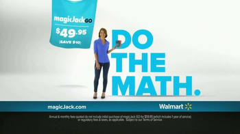 magicJack Go TV Spot, 'Do the Math' - Thumbnail 8