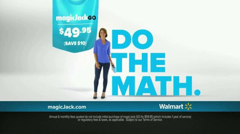 magicJack Go TV Spot, 'Do the Math'