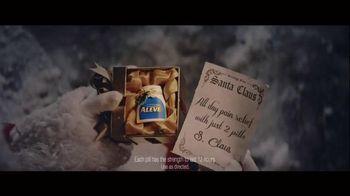 Aleve TV Spot, 'Present for Santa' Song by Willis Schaefer - Thumbnail 8