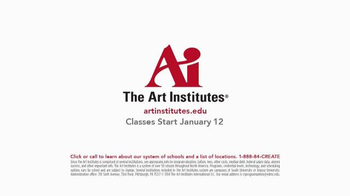 The Art Institutes TV Spot, 'Start Your Career' - Thumbnail 10