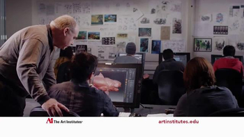 The Art Institutes TV Spot, 'Start Your Career' - Thumbnail 8