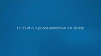 Microsoft Surface Pro 3 TV Spot, 'Crowded' [Spanish] - Thumbnail 8
