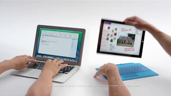Microsoft Surface Pro 3 TV Spot, 'Crowded' [Spanish] - Thumbnail 3