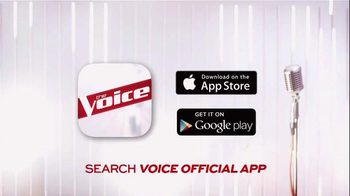 The Voice App TV Spot - Thumbnail 8