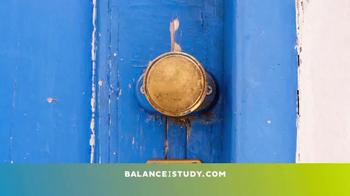 Balance I Study TV Spot, 'Doorknobs' - Thumbnail 1