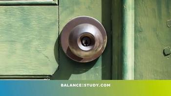 Balance I Study TV Spot, 'Doorknobs' - Thumbnail 2