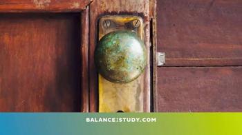 Balance I Study TV Spot, 'Doorknobs' - Thumbnail 3