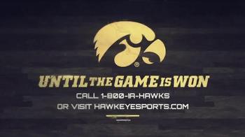University of Iowa Athletics TV Spot, '2014 Women's Basketball Season Tickets' - Thumbnail 10