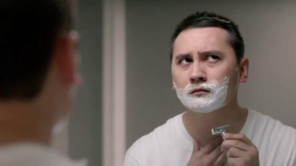 Barbasol TV Commercial, 'Close-Shave Vegas'