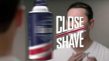 Barbasol TV Spot, 'Close-Shave Vegas' - Thumbnail 10