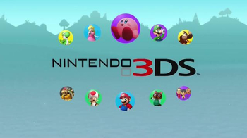 Nintendo 3DS TV Spot, 'Play Kirby: Triple Deluxe' - Thumbnail 1
