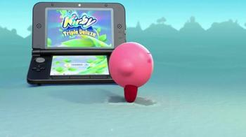 Nintendo 3DS TV Spot, 'Play Kirby: Triple Deluxe' - Thumbnail 3