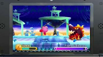 Nintendo 3DS TV Spot, 'Play Kirby: Triple Deluxe' - Thumbnail 5