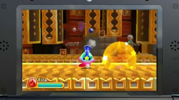 Nintendo 3DS TV Spot, 'Play Kirby: Triple Deluxe' - Thumbnail 8