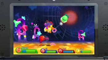 Nintendo 3DS TV Spot, 'Play Kirby: Triple Deluxe' - Thumbnail 9
