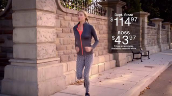 Ross TV Spot, 'Active Wear' - Thumbnail 9