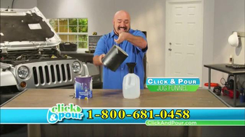 Click N Pour TV Spot Featuring Marc Gill - Thumbnail 6