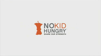 No Kid Hungry TV Spot, 'What Do These Kids Want to Be When They Grow Up?' - Thumbnail 10