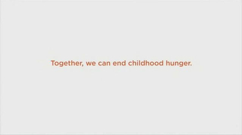No Kid Hungry TV Spot, 'What Do These Kids Want to Be When They Grow Up?' - Thumbnail 9