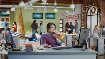 Discover Card Cashback Bonus TV Spot, 'Office Holiday Party' - Thumbnail 1