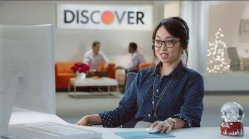 Discover Card Cashback Bonus TV Spot, 'Office Holiday Party' - Thumbnail 3