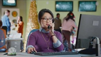 Discover Card Cashback Bonus TV Spot, 'Office Holiday Party' - Thumbnail 5