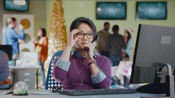 Discover Card Cashback Bonus TV Spot, 'Office Holiday Party' - Thumbnail 8