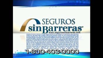 Seguros Sin Barreras TV Spot, 'Obtener su Seguro de Coche' [Spanish] - Thumbnail 7