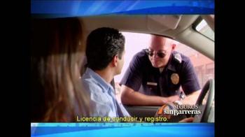 Seguros Sin Barreras TV Spot, 'Obtener su Seguro de Coche' [Spanish] - Thumbnail 3