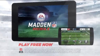 Madden NFL Mobile TV Spot, 'Get Down' - Thumbnail 8