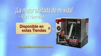 One Razor by MicroTouch TV Spot, 'Su Novio' Con Rick Harrison [Spanish] - Thumbnail 10