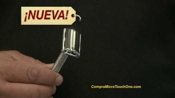 One Razor by MicroTouch TV Spot, 'Su Novio' Con Rick Harrison [Spanish] - Thumbnail 7