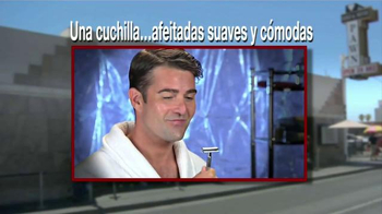 One Razor by MicroTouch TV Spot, 'Su Novio' Con Rick Harrison [Spanish] - Thumbnail 9