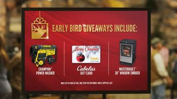 Cabela's Black Friday Doorbuster Sale TV Spot, 'Rise and Shine' - Thumbnail 8