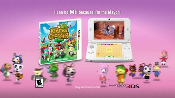 Nintendo 3DS TV Spot, 'Animal Crossing: New Leaf' Featuring Michelle Phan - Thumbnail 10