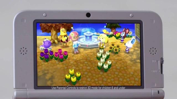Nintendo 3DS TV Spot, 'Animal Crossing: New Leaf' Featuring Michelle Phan - Thumbnail 3