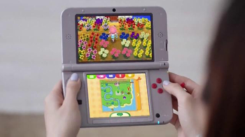 Nintendo 3DS TV Spot, 'Animal Crossing: New Leaf' Featuring Michelle Phan - Thumbnail 4