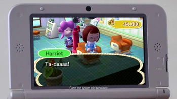 Nintendo 3DS TV Spot, 'Animal Crossing: New Leaf' Featuring Michelle Phan - Thumbnail 8