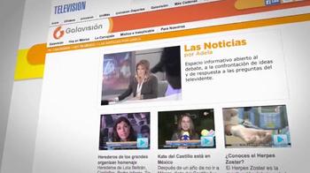 Galavision.com TV Spot, 'Las Noticias' [Spanish] - Thumbnail 4