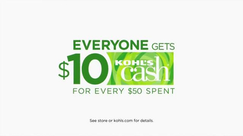 Kohl's 50% Off Sale TV Spot, 'Perfect Thanksgiving' - Thumbnail 7