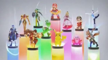 Nintendo amiibo TV Spot, 'Little Guys' - 246 commercial airings