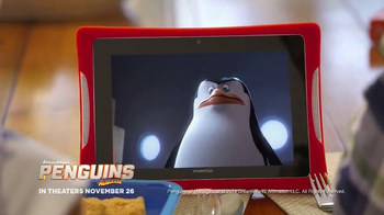 Kid Cuisine TV Spot, 'Penguins of Madagascar' - Thumbnail 6