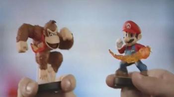 Nintendo amiibo TV Spot, 'amiibo Power' - 166 commercial airings