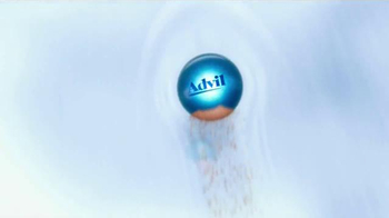 Advil TV Spot, 'Fast Acting Film-Coated Relief' - Thumbnail 5