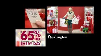 Burlington Coat Factory TV Spot, 'LeBlanc Family' - Thumbnail 9
