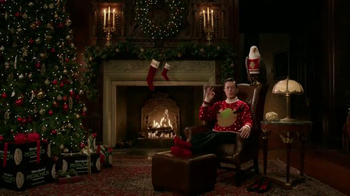Wonderful Pistachios TV Spot, 'Ring in Christmas' Featuring Stephen Colbert - Thumbnail 1