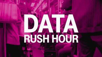 T-Mobile TV Spot, 'Data Rush Hour' - Thumbnail 4