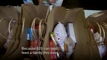 The Salvation Army TV Spot, 'Feeding a Family' - Thumbnail 3